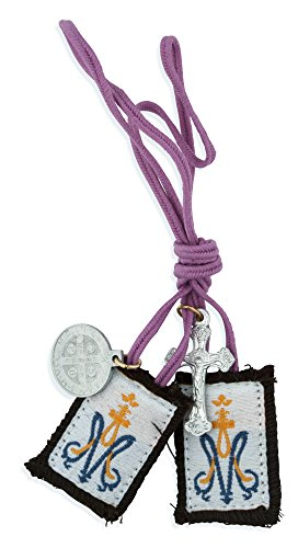 Venerare Catholic Children's First Communion Scapular (Pink) ()