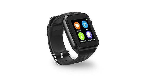 YUNTAB gd19s Pantalla táctil Smartwatch para iOS, 2502d CPU ...