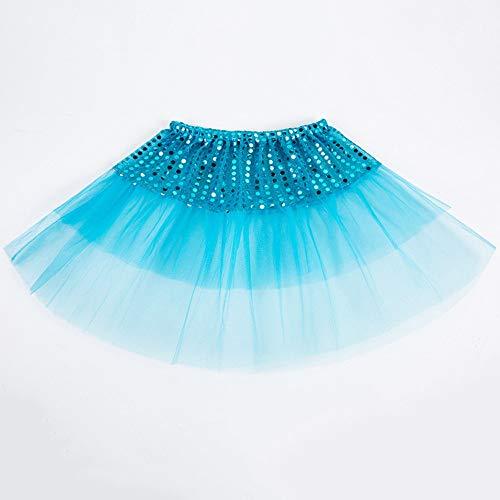 ❤️ Mealeaf ❤️ Todder Kids Girls Ballet Tutu Princess Dress up Dance Wear Costume Party Skirt((2-7 Years )) by ❤️ Mealeaf ❤️ _ Girl Dress (Image #1)