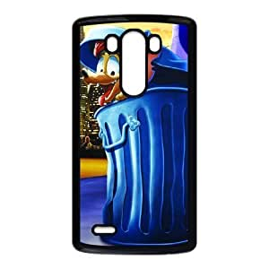 LG G3 Phone Case Black Oliver and Company BXF275307
