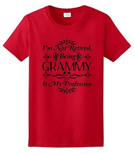 Retired Grammy Retirement Grandma T Shirt