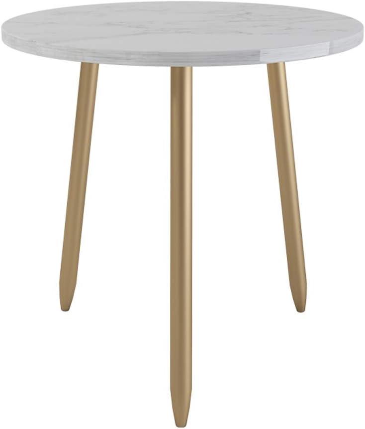 Goedkoopste HCH Chair salontafel van kunstmarmer, groene tafel, hoogglanzend, voor woonkamermeubels, 50 x 50 x 52 cm C zz32bJs