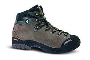 Boreal Sherpa - Zapatos deportivos unisex, color marrón, talla 8.5