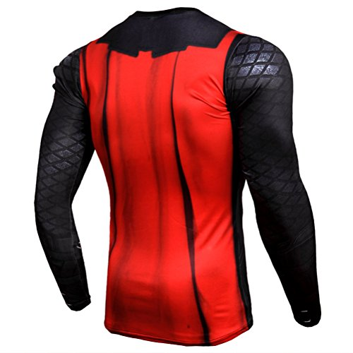 Thor Compression Shirt Long Sleeve