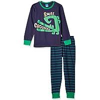 Pijama Longo Crocodile
