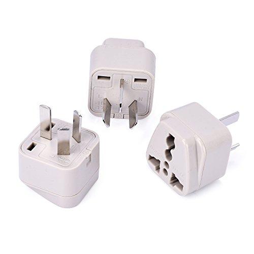 plug converter us to new zealand - 9