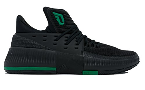 Core Adidas 3 Basketball Men's green Black Dame Shoe qfHXR