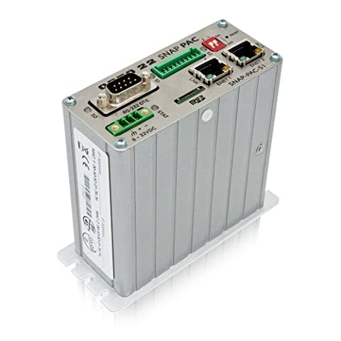 Opto 22 SNAP-PAC-S1 - SNAP PAC S-series Standalone Programmable Automation Controller for Ethernet - Opto 22 Software