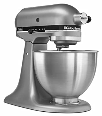 KitchenAid Classic 250-Watt 4-1/2-Quart Stand Mixer by KitchenAid
