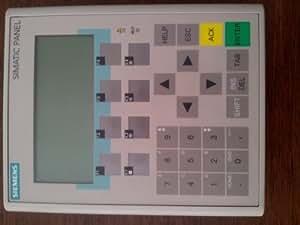 'Siemens Industries.Sector Operator panel op77a 6av6641–0ba11–0AX14,5LC de pantalla paneles 70panel PC 4025515076582