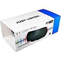 Altec Lansing Smartstream X Portable Wi-fi Speaker with Google Chromecast - Waterproof Bluetooth Speaker with Google Assistant Built-in