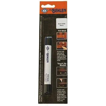 Black Furniture Repair Fill Stick Rub On Wax Pencil