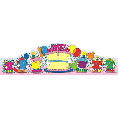 Carson Dellosa Publishing Company CD0232 Birthday Crowns (CPBCD0232) Category: Party Decorations and Party Supplies by Carson-Dellosa