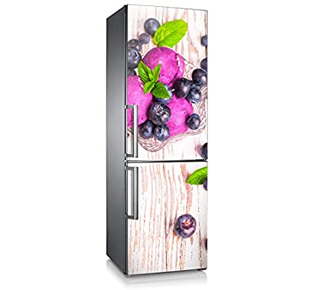 Vinilo para nevera | Stickers Fridge | Pegatina Frigo | Gelatto 2 ...