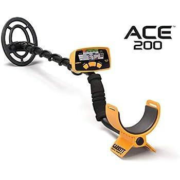 Garrett Ace 200 Metal Detector