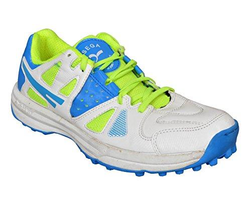 Buy Sega Men's White Cricket Shoe -10