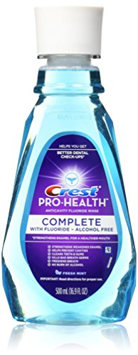 Crest Pro-Health Complete-Fresh Mint-16.9 oz