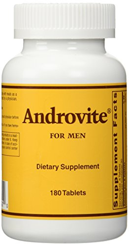 OPTIMOX Androvite Dietary Supplement Count