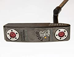 Titleist Scotty Cameron Tour Rat R&D Proto Concept 2 Circle T Putter Steel Right Handed 32 in