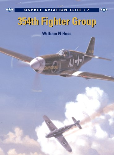 - 354th Fighter Group (Aviation Elite Units Book 7)