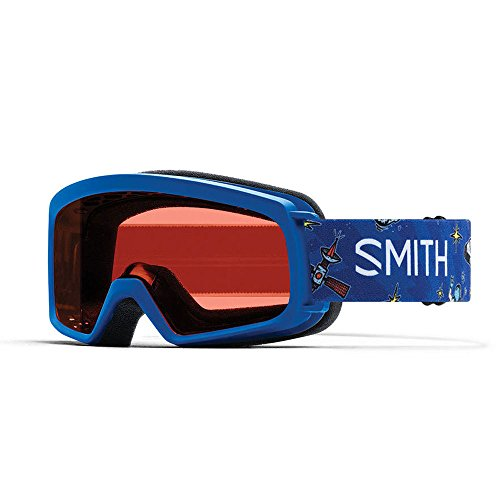 Smith Optics Youth Rascal Snow Goggles Cobalt Frame/RC36