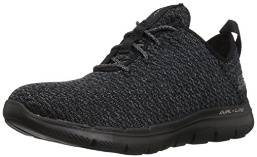 Black Skechers Women's Trainers Black 0 Bold Move 2 Flex Appeal Charcoal xw6YHnzx
