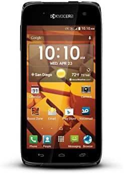 Kyocera Hydro Icon Black (Boost Mobile)