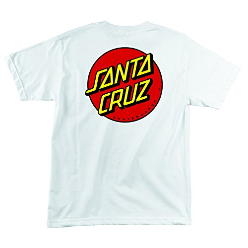 Santa Cruz Skateboards Classic T Shirt