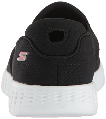 Skechers On The Go Glide Mujer US 9.5 Negro Mocasín