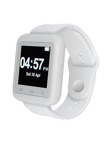 U9 Bluetooth Smart muñeca reloj teléfono Mate deporte podómetro para Android & iOS iPhone funda para teléfono 3 Color Smartwatch: Amazon.es: Electrónica