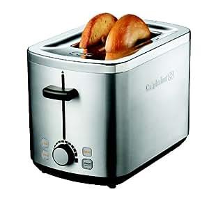 Calphalon 2 Slot Stainless Steel Toaster