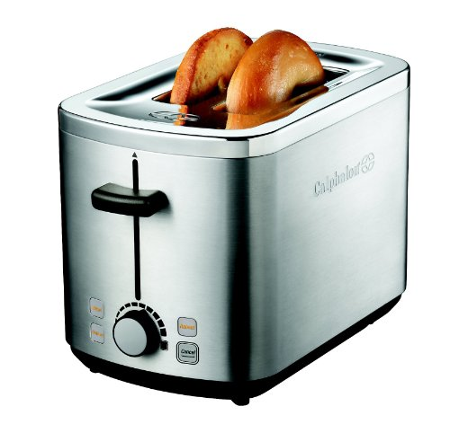 Calphalon 2 Slot Stainless Steel Toaster (Calphalon Appliances compare prices)