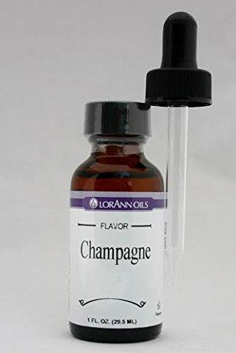 - LorAnn Oils 1 Oz. Champagne Sparkling Wine Flavoring Oil with Dropper