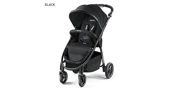 Recaro citylife carrito, color negro: Amazon.es: Bebé