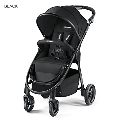 Recaro citylife carrito, color negro: Amazon.es: Bebé