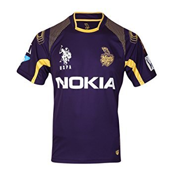 IPL 2020 IPL 13 KKR Kolkata Knight Riders Jersey Shirt Shirts T-Shirt