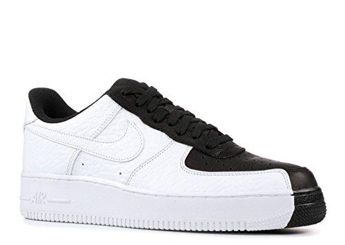 Nike Mens AIR Force 1 07 Premium Shoe White/Black
