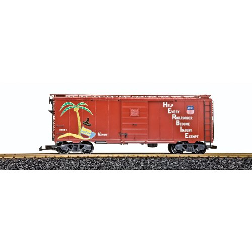 LGB Scale H.E.R.B.I.E. Boxcar Union Pacific, used for sale  Delivered anywhere in USA