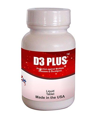 Vitamin D3 Plus K2 Super Absorbing Softgel (60 Softgel)