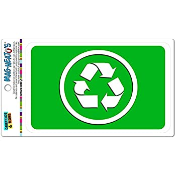 Trash Only MAG-NEATO/'S™ Vinyl Magnet Sign