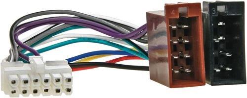 PIONEER Autoradio Anschlusskabel Buchse 12pol. 27x10mm Adapter Kabel ...
