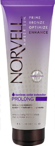 Norvell Prolonger Sunless Couleur Extension Hydratant 8,5 oz