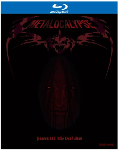 Metalocalypse: Season 3 [Blu-ray]