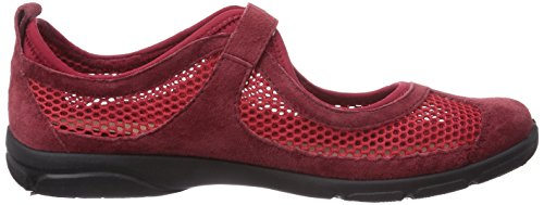 Basses Baskets 02 Femme red Rouge Traveler Romika CqfPw