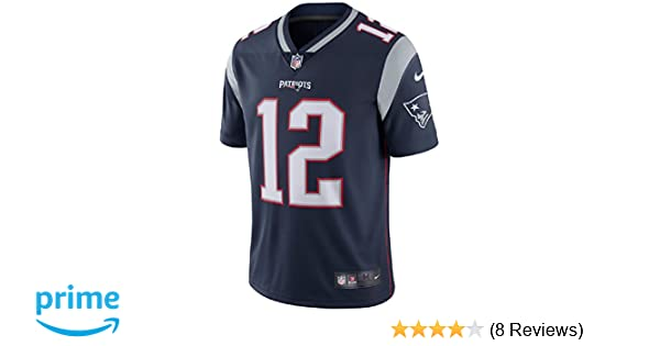 06f518618244b Amazon.com   Nike New England Patriots Tom Brady Limited (Stitched) NFL  Jersey   Sports   Outdoors