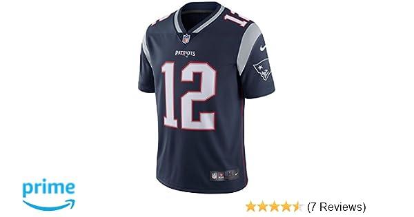 d32c3e51bf0 Amazon.com : Nike New England Patriots Tom Brady Limited (Stitched) NFL  Jersey : Clothing
