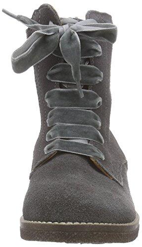 BellyButton Mädchen Biker Boots Grau (Antracite)