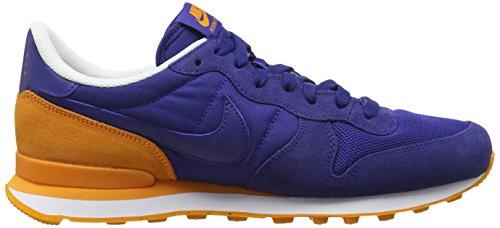 Nike Internationalist, Zapatillas de Deporte para Hombre Azul