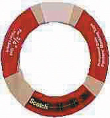 3M 2050-18A .70'' Scotch Painters' Masking Tape for Trim Work by Scotch