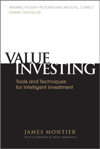 Amazon value investing tools and techniques for intelligent value investing tools and techniques for intelligent investment by montier james fandeluxe Gallery